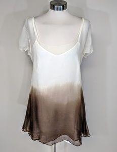 Vivienne Tam Dresses - Archival Vivienne Tam Ombre Slip Dress